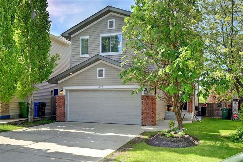 FEATURED LISTING: 471 CHAPARRAL RIDGE Circle Southeast Calgary