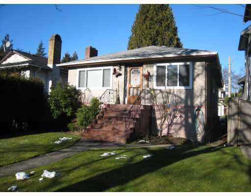 Main Photo: 4683 W 15TH Avenue in Vancouver: Point Grey House for sale (Vancouver West)  : MLS®# V684695