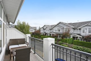 "Photo 19: 113 20449 66 Avenue in Langley: Willoughby Heights Townhouse for sale in ""Nature's Landing"" : MLS®# R2128624"