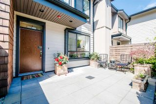 Photo 3: 11 3728 THURSTON Street in Burnaby: Central Park BS Townhouse for sale (Burnaby South)  : MLS®# R2362772
