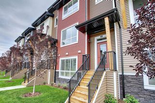 Photo 1: 65 Walgrove Plaza SE in Calgary: Walden Row/Townhouse for sale : MLS®# A1069539