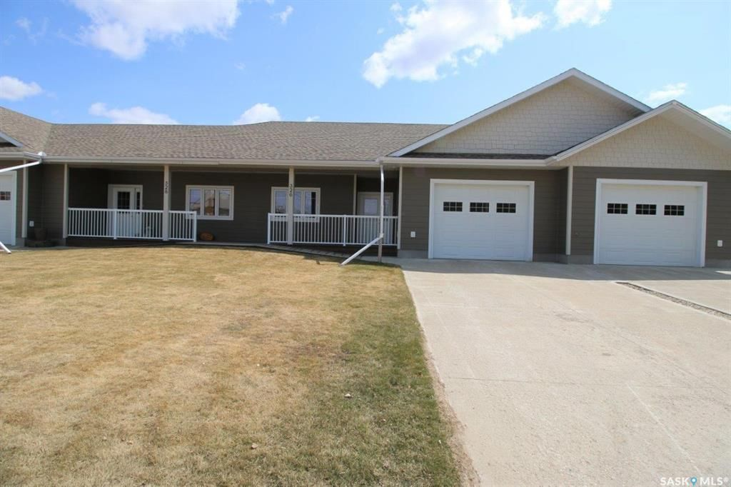 Main Photo: 326 1st Street West in Spiritwood: Residential for sale : MLS®# SK855122