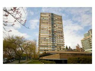 """Photo 1: 304 2055 PENDRELL Street in Vancouver: West End VW Condo for sale in """"PANORAMA PLACE"""" (Vancouver West)  : MLS®# V971626"""