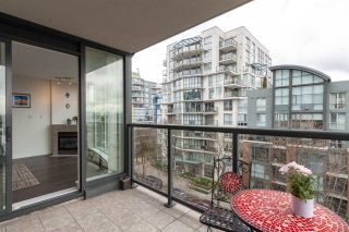 "Photo 25: 504 1428 W 6TH Avenue in Vancouver: Fairview VW Condo for sale in ""SIENA OF PORTICO"" (Vancouver West)  : MLS®# R2546266"