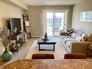 Photo 5: 411 920 156 Street in Edmonton: Zone 14 Condo for sale : MLS®# E4239362