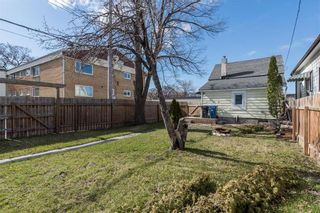 Photo 23: 305 Mountain Avenue in Winnipeg: North End Residential for sale (4C)  : MLS®# 202110789