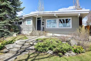 Photo 1: 4116 Varsity Drive NW in Calgary: Varsity Detached for sale : MLS®# A1105835