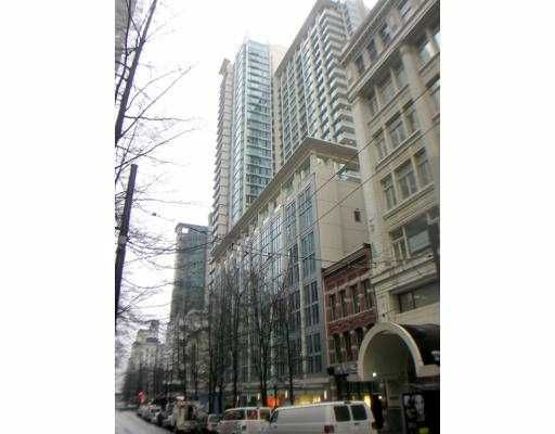 """Main Photo: 3105 610 GRANVILLE Street in Vancouver: Downtown VW Condo for sale in """"HUDSON"""" (Vancouver West)  : MLS®# V669774"""