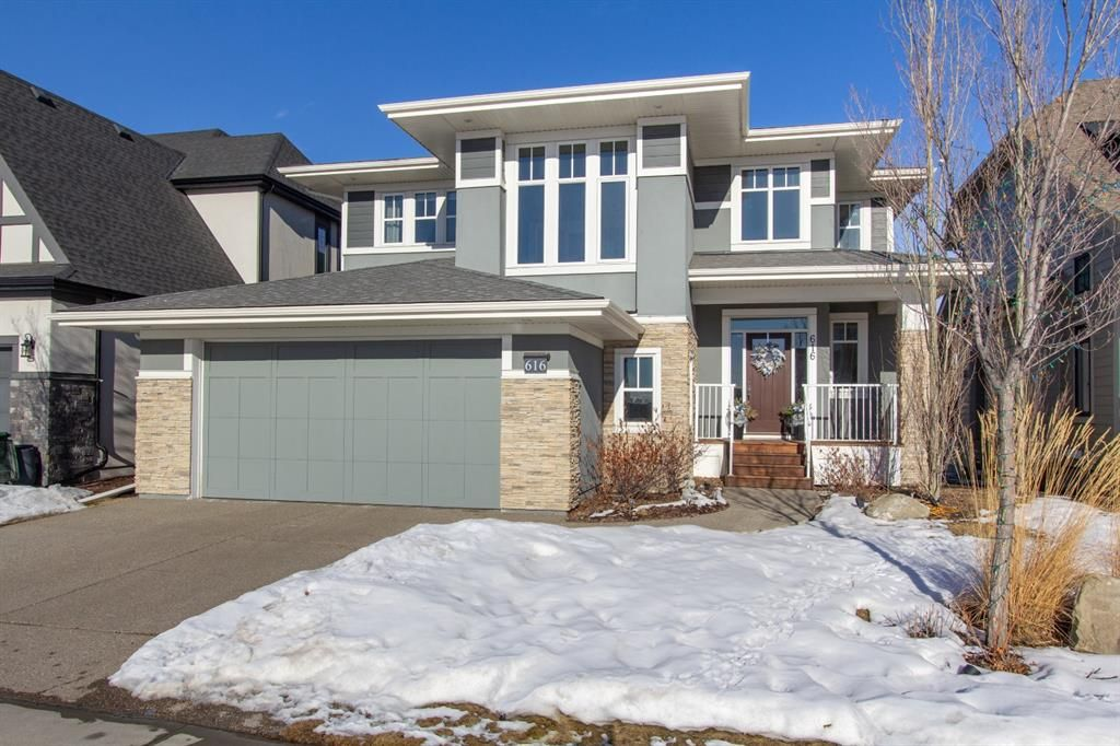 Main Photo: 616 COOPERS Crescent SW: Airdrie Detached for sale : MLS®# A1065480