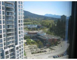 "Photo 4: 2105 1185 THE HIGH Street in Coquitlam: North Coquitlam Condo for sale in ""CLAREMONT"" : MLS®# V778704"