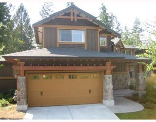 """Photo 1: 4 24185 106B Avenue in Maple_Ridge: Albion 1/2 Duplex for sale in """"TRAILS EDGE"""" (Maple Ridge)  : MLS®# V784962"""
