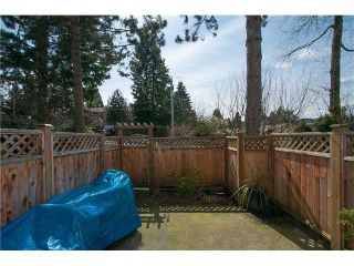 Photo 16: 214 BALMORAL Place in Port Moody: North Shore Pt Moody Townhouse for sale : MLS®# V1056784