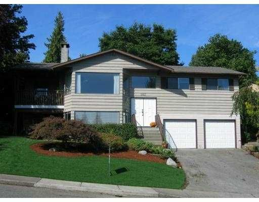 Main Photo: 2957 WICKHAM Drive in Coquitlam: Ranch Park House for sale : MLS®# V674332