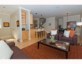 Photo 3: 3171 W 2ND Avenue in Vancouver: Kitsilano 1/2 Duplex for sale (Vancouver West)  : MLS®# V672584