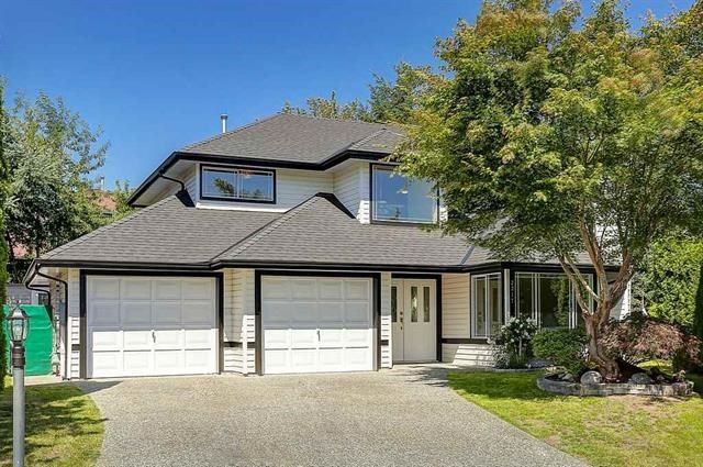 Main Photo: 3317 EL CASA Court in Coquitlam: Hockaday House for sale : MLS®# R2105974