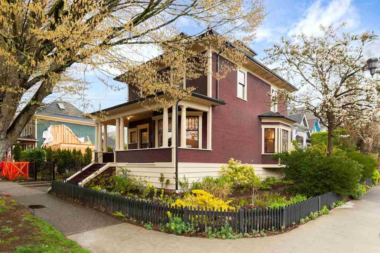 FEATURED LISTING: 750 PRINCESS Avenue Vancouver
