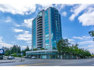 "Photo 1: 1102 32330 S FRASER Way in Abbotsford: Abbotsford West Condo for sale in ""Town Centre Tower"" : MLS®# R2097122"
