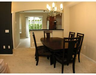 "Photo 5: 116 9088 HALSTON Court in Burnaby: Government Road Townhouse for sale in ""TERRAMOR"" (Burnaby North)"