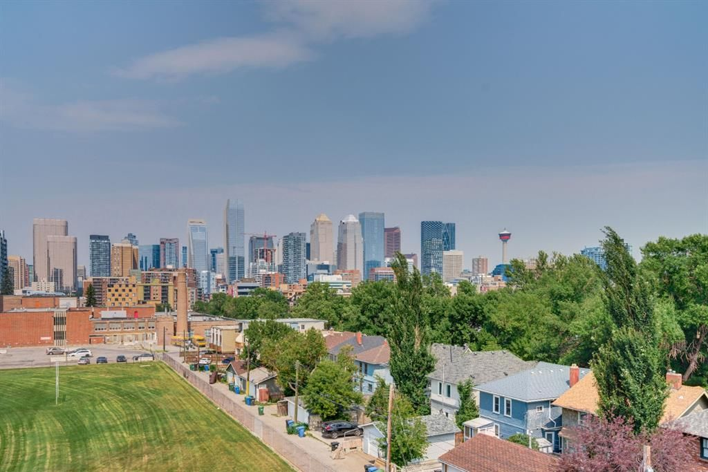 Main Photo: 602 629 Royal Avenue SW in Calgary: Upper Mount Royal Apartment for sale : MLS®# A1131316