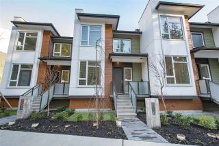 """Photo 1: 4686 CAPILANO Road in North Vancouver: Canyon Heights NV Townhouse for sale in """"Canyon North"""" : MLS®# R2546988"""
