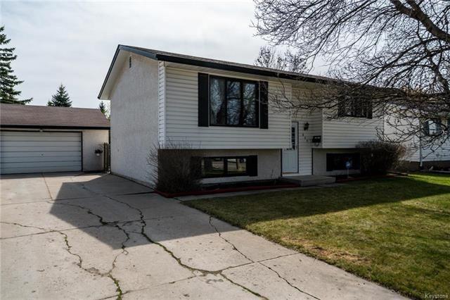 Main Photo: 605 Cathcart Street in Winnipeg: Charleswood Residential for sale (1G)  : MLS®# 1811653