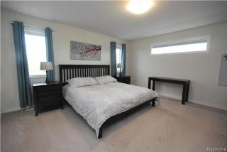 Photo 10: 6 Red Lily Road in Winnipeg: Sage Creek Residential for sale (2K)  : MLS®# 1713010