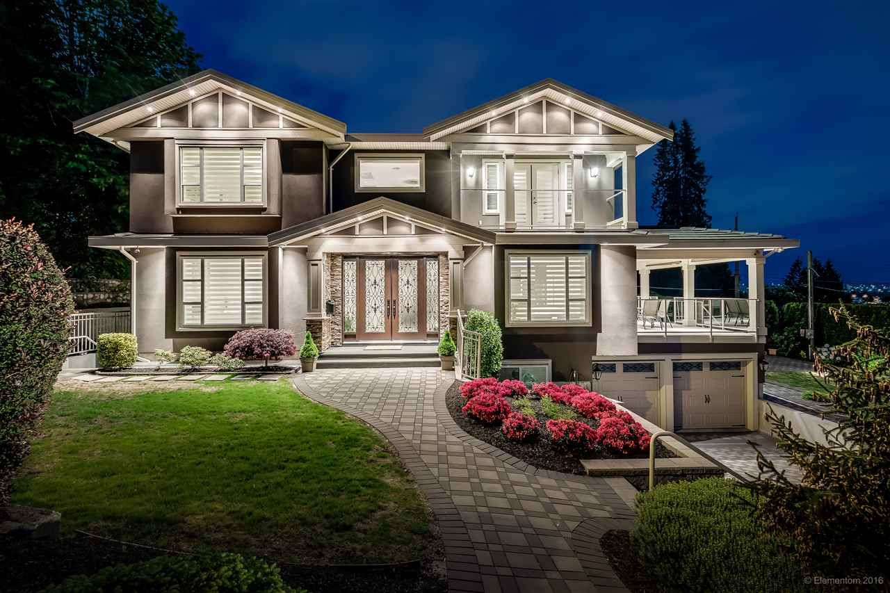 Main Photo: 8478 MCGREGOR Avenue in Burnaby: South Slope House for sale (Burnaby South)  : MLS®# R2064136