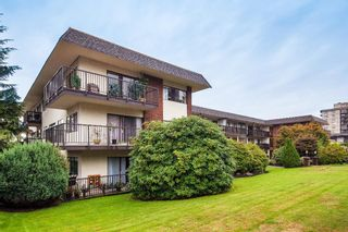 """Photo 1: 303 155 E 5TH Street in North Vancouver: Lower Lonsdale Condo for sale in """"WINCHESTER ESTATES"""" : MLS®# R2024794"""