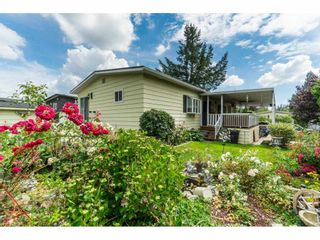 """Photo 19: 110 3665 244 Street in Langley: Otter District Manufactured Home for sale in """"Langley Grove Estates"""" : MLS®# R2383716"""