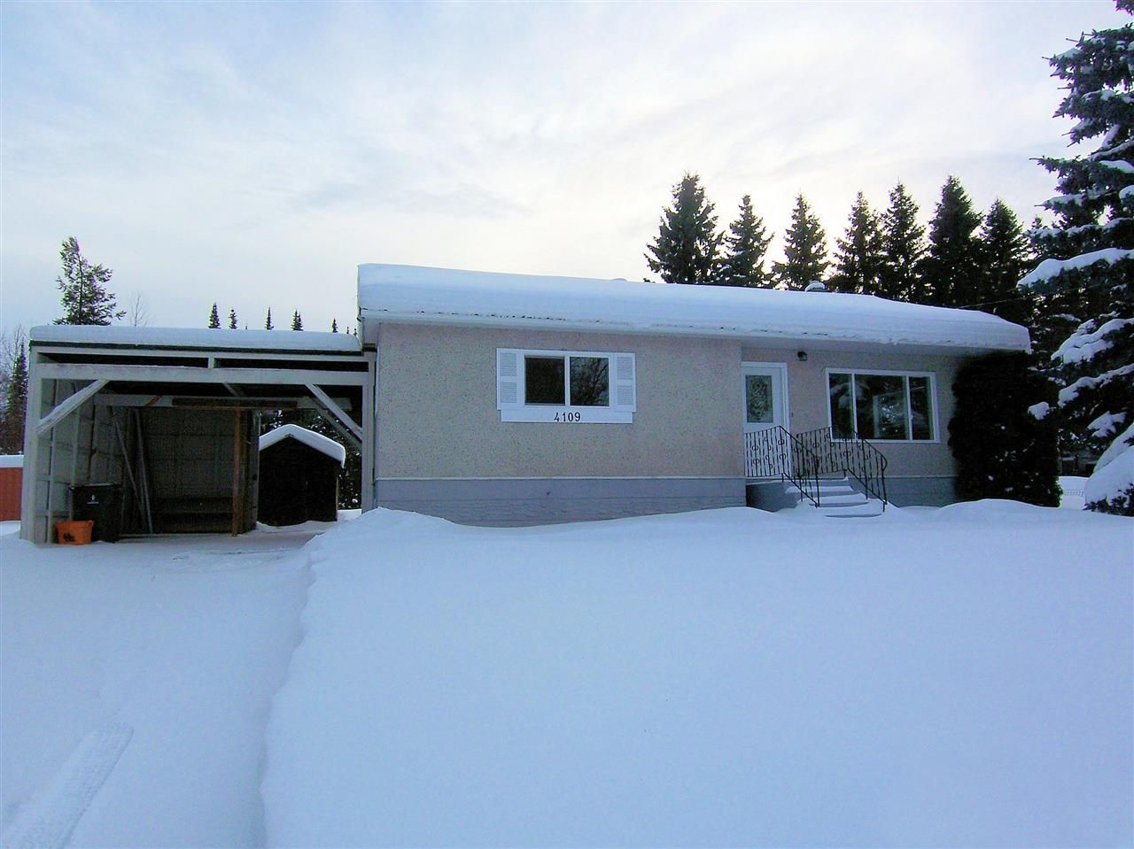 Main Photo: 4109 WEISBROD Road in Prince George: Emerald House for sale (PG City North (Zone 73))  : MLS®# R2133881