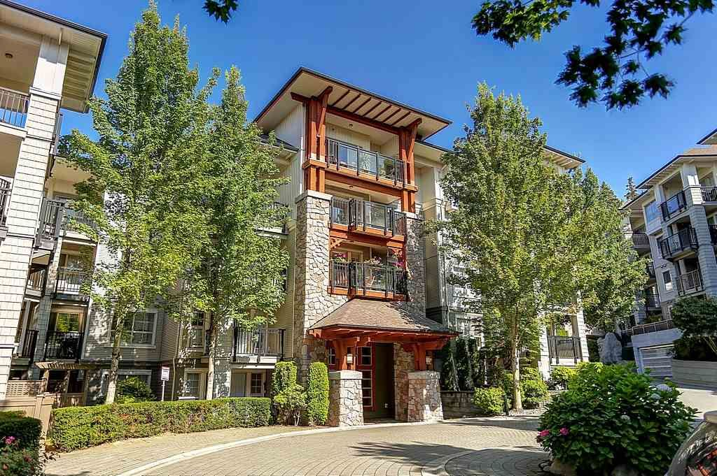 Main Photo: 115 2958 SILVER SPRINGS BOULEVARD - LISTED BY SUTTON CENTRE REALTY in Coquitlam: Westwood Plateau Condo for sale : MLS®# R2094574
