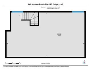 Photo 29: 246 Skyview Ranch Boulevard NE in Calgary: Skyview Ranch Semi Detached for sale : MLS®# A1052771