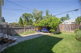 Photo 20: 49 Morley Avenue in Winnipeg: Riverview Residential for sale (1A)  : MLS®# 1720494