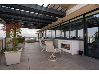 """Photo 1: 3302 2077 ROSSER Avenue in Burnaby: Brentwood Park Condo for sale in """"VANTAGE"""" (Burnaby North)  : MLS®# V1084856"""