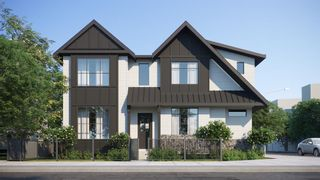 Main Photo: 2402 4 Avenue NW in Calgary: West Hillhurst Semi Detached for sale : MLS®# A1070218