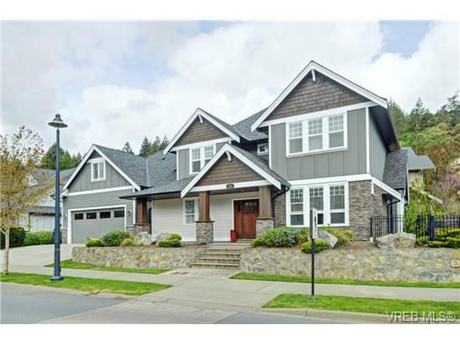 Main Photo: 1001 Arngask Ave in VICTORIA: La Bear Mountain House for sale (Langford)  : MLS®# 728828