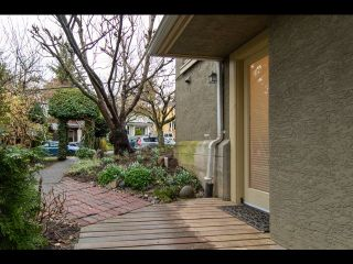 Photo 38: 36 W 14TH AVENUE in Vancouver: Mount Pleasant VW Townhouse for sale (Vancouver West)  : MLS®# R2541841