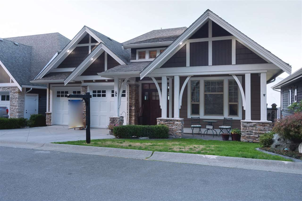 Main Photo: 4 43462 ALAMEDA DRIVE in Chilliwack: Chilliwack Mountain House for sale : MLS®# R2309730