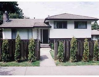 Photo 1: 4495 WALLACE ST in Vancouver: Dunbar House for sale (Vancouver West)  : MLS®# V541366
