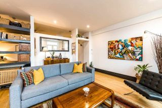 """Photo 2: 203 2556 E HASTINGS Street in Vancouver: Hastings Sunrise Condo for sale in """"L'Atelier"""" (Vancouver East)  : MLS®# R2516227"""