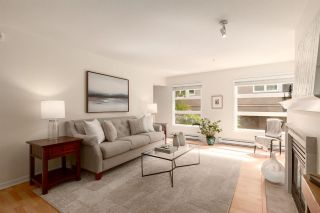 """Photo 4: 202 2181 W 12TH Avenue in Vancouver: Kitsilano Condo for sale in """"The Carlings"""" (Vancouver West)  : MLS®# R2579636"""