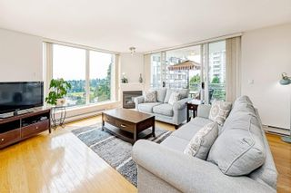 """Photo 12: 706 739 PRINCESS Street in New Westminster: Uptown NW Condo for sale in """"BERKLEY PLACE"""" : MLS®# R2609969"""