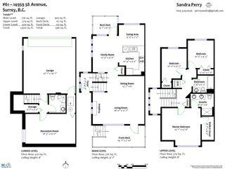 "Photo 38: 61 14959 58 Avenue in Surrey: Sullivan Station Townhouse for sale in ""SKYLANDS"" : MLS®# R2466806"