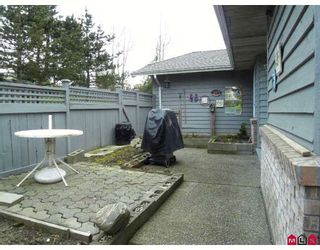 """Photo 9: 46 21848 50TH Avenue in Langley: Murrayville Townhouse for sale in """"CEDAR COURT"""" : MLS®# F2907281"""