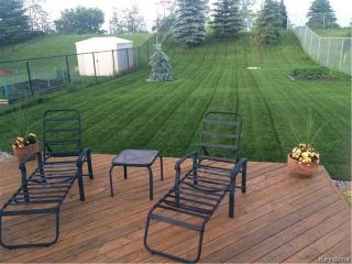 Photo 20: 48 Chadwick Crescent in Winnipeg: Canterbury Park Residential for sale (3M)  : MLS®# 1807939