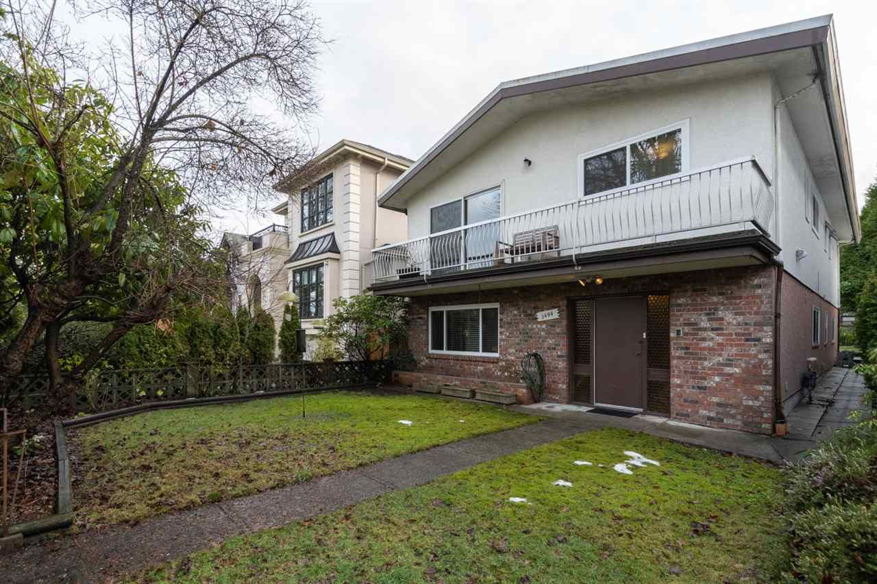 Main Photo: 3494 W 22ND Avenue in Vancouver: Dunbar House for sale (Vancouver West)  : MLS®# R2430576