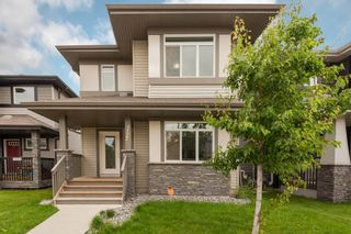 Photo 1: 7322 ARMOUR Crescent in Edmonton: Zone 56 House for sale : MLS®# E4223430