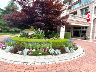 """Photo 2: 504 5775 HAMPTON Place in Vancouver: University VW Condo for sale in """"CHATHAM"""" (Vancouver West)  : MLS®# R2617854"""