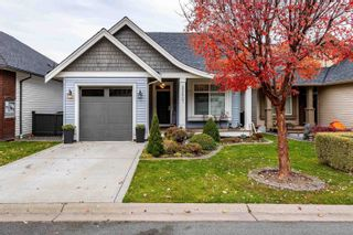 """Photo 1: 45807 FOXRIDGE Crescent in Chilliwack: Vedder S Watson-Promontory House for sale in """"Englewood Village"""" (Sardis)  : MLS®# R2608773"""