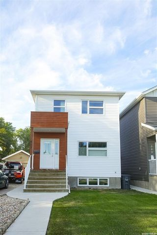 Photo 1: 511 Hilliard Street West in Saskatoon: Exhibition Residential for sale : MLS®# SK842081